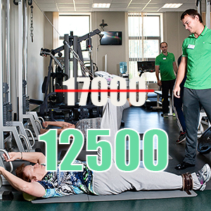 Скидка 4500 р. на курс физической реабилитации!