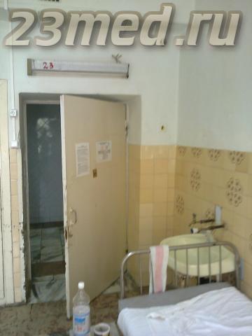 Больница номер 7 на коломенской